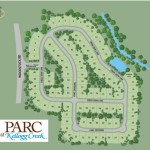 Site Plan The Park At Kellogg Creek Neighborhood