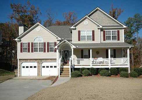 Acworth GA Neighborhood Home In Sable Trace